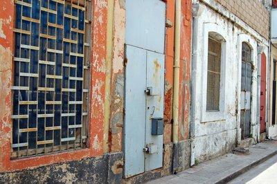 Backstreets of Maputo