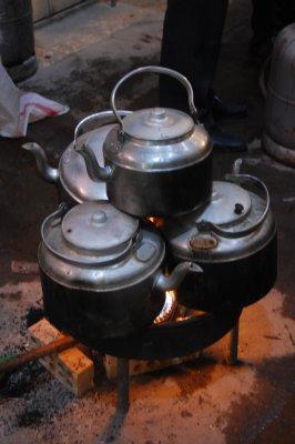 Chai brewing