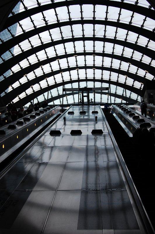 Canary Wharf Tube 3