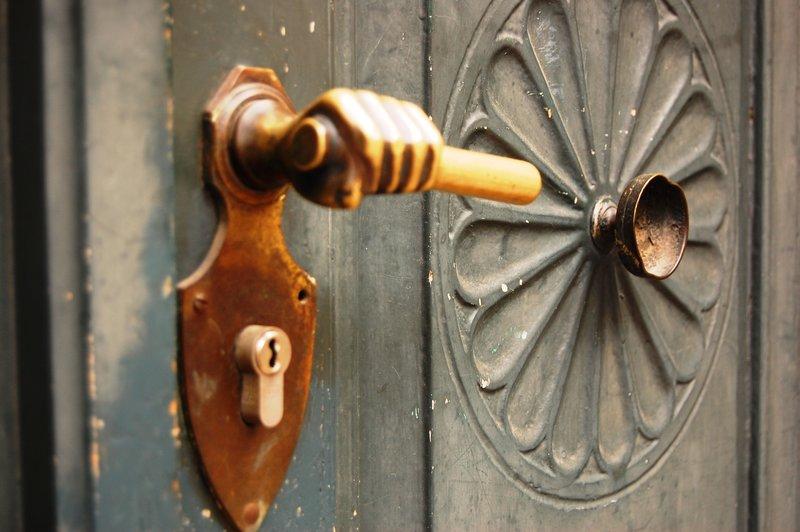Door in weimar