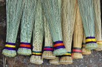 Traditional brooms for sale