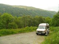 T-Unit at Loch Voil