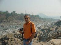 At Maithon dam