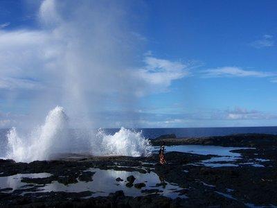 Alofa'aga Blowholes