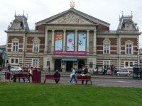Concert Gebouw concert hall, Amsterdam