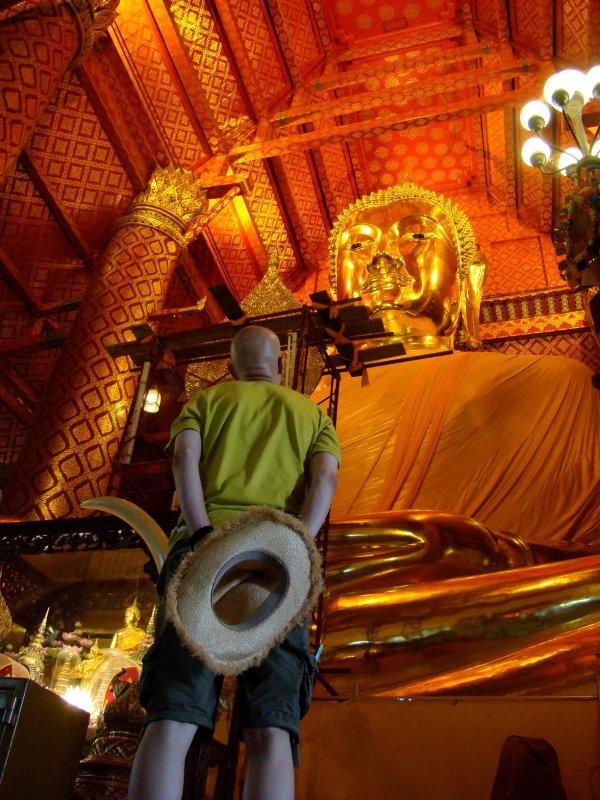 sited buddha