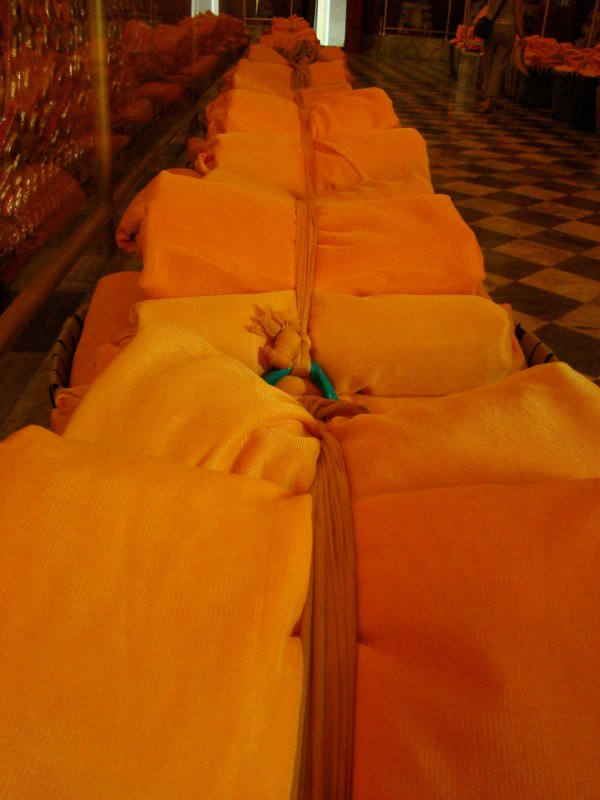 monks' robes