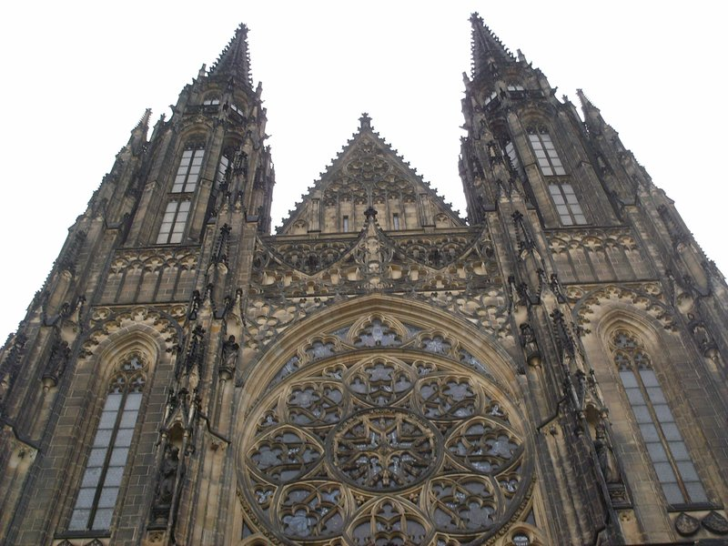 Praha Kattedral