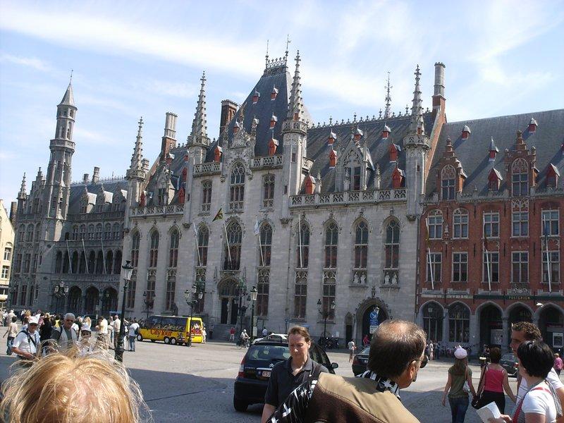 Raadhuset i Brugge