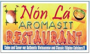 Non La Aromasit Restaurant Roxas, Palawan