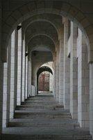 Passage way in Jerusalem