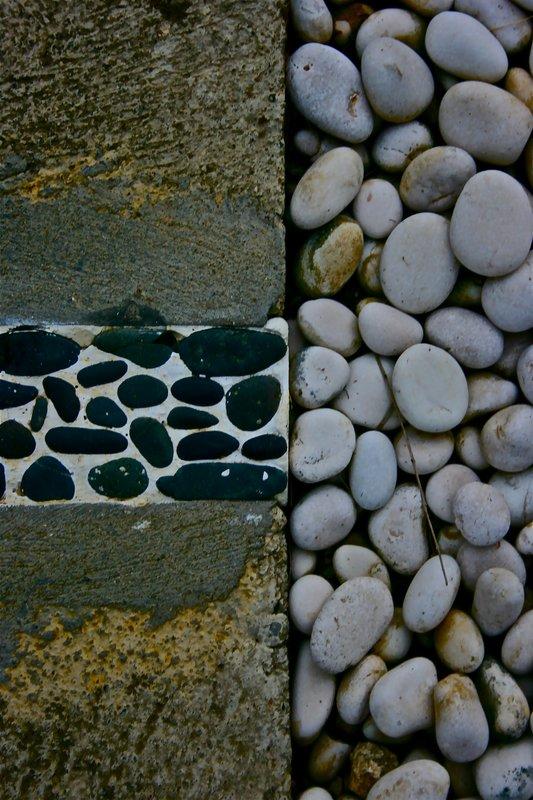 Sidewalks and Rocks