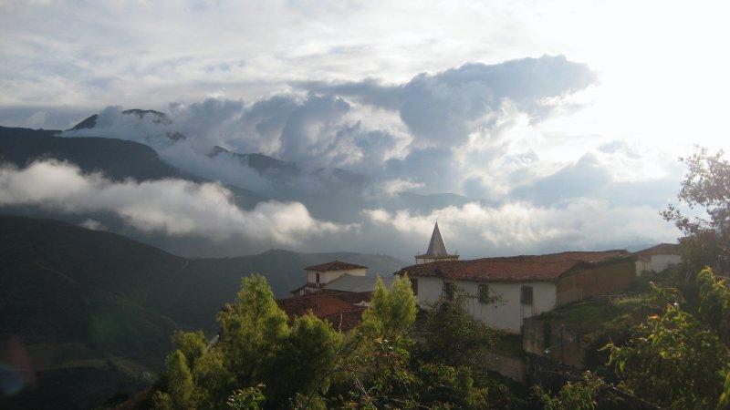 Los Nevados, Venezuela
