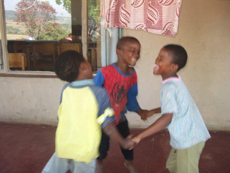 braii boys laughing