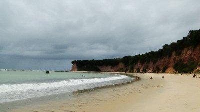 Bahía dos Golfinhos, Pipa