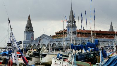 Belém Old Pier