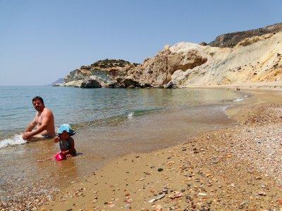 "Ag. Ioannis aka ""Hola Gordita"" Beach"