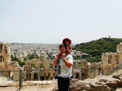 Acropolis ruins