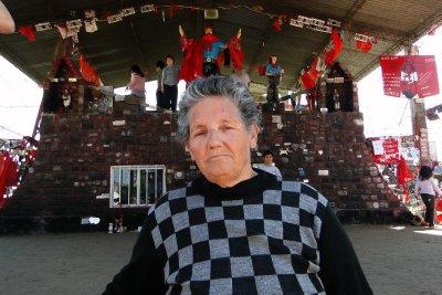 La Abuela at Gauchito Gil's