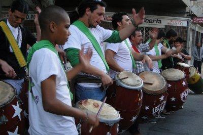 Playing Hard, Montevideo