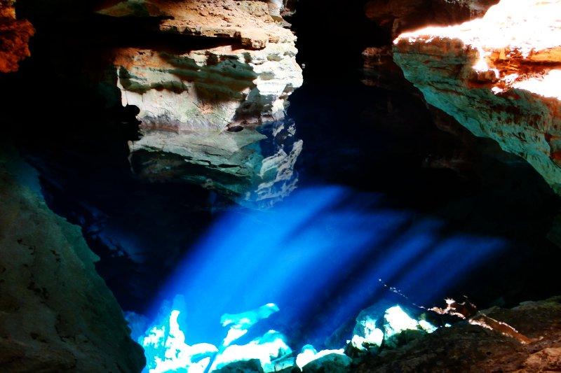 Poço Azul I
