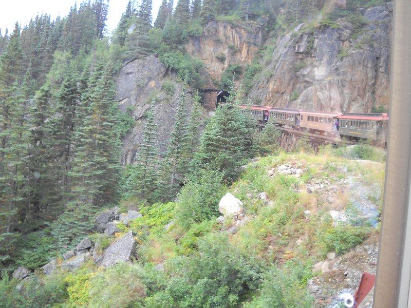 White Pass Railway, Skagway, Alaska