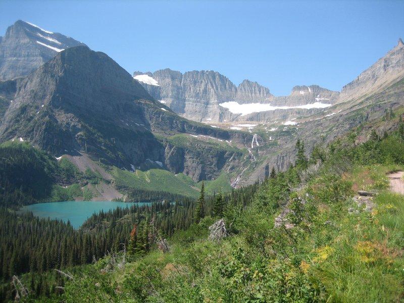 Grinell Glacier Hike