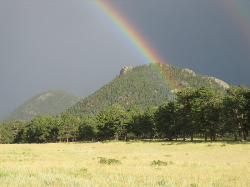 Rocky Mountain Rainbow