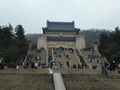 Mausoleum Sun Yat Sen