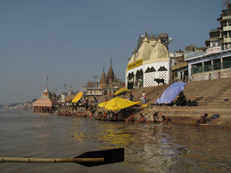 Varanasi ot Gang