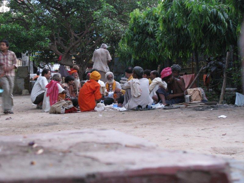 Kibicite na Varanasi