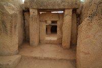 Hagar Qim Temple Doorway