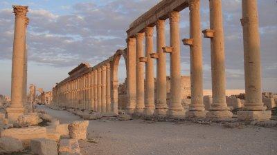 Great Colonnade, Palmyra, Syria
