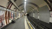 Kentish Town Subway Station, London, UK