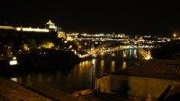 Ponte Luis I at night, Porto, Portugal