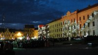 Remembrance Day and Declaration of the Republic celebrations, Pécs, Hungary