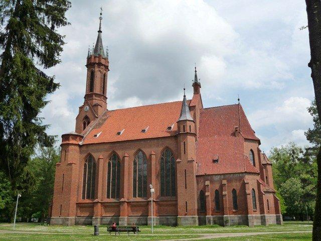 Holy Virgin Mary Scapular Church, Druskininkai