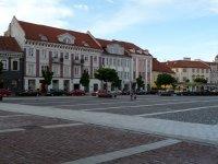 Town hall square, Vilnius