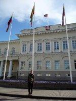 The Presidential Palace, Vilnius