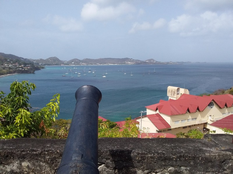 St. George's Fort, Grenada