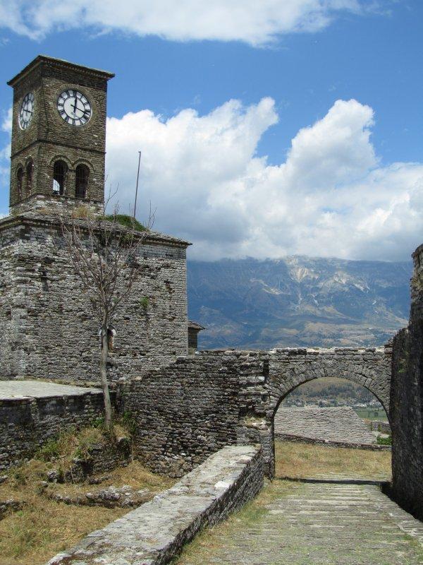 Castle, Gjirokastra, Albania