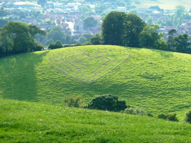 Heart of grass