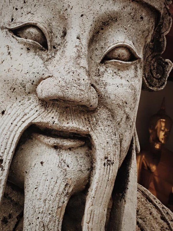 Wat Poh - Temple of Wat Poh
