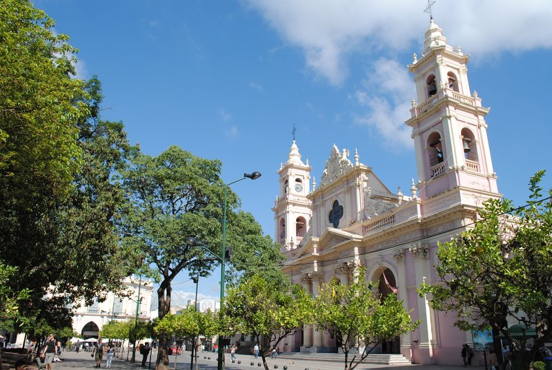 Salta Cathedral