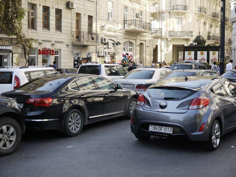 Parking Baku