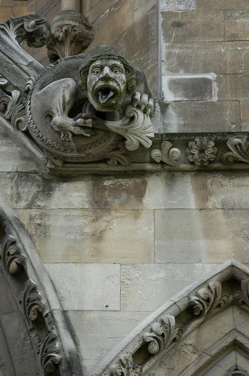 Gargoyle at Westminster Abbey