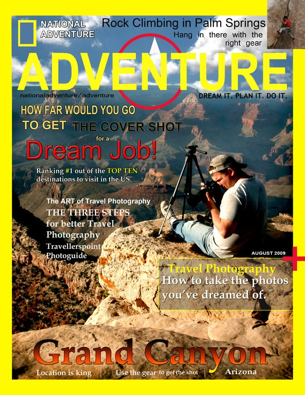 Inspired Magazine Cover