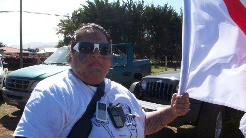Jennifer Tuki - lifelong campaigner for native rights