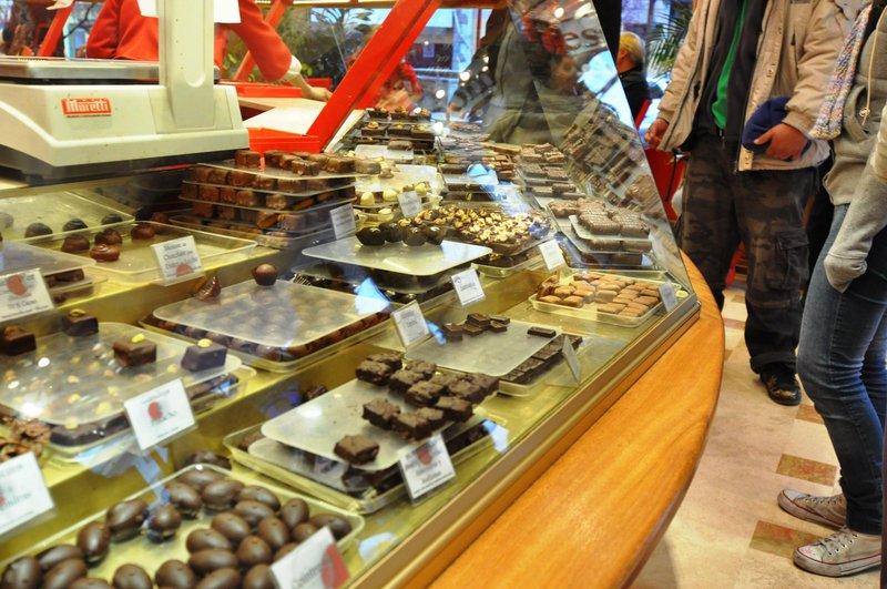Bariloche Chocolate Shop