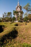 Mass Graves and Commemorative Stupa
